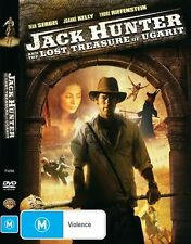 Ex-rental Jack Hunter And The Lost Treasure Of Ugarit (DVD, 2009)