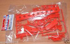 Tamiya 84334 WR-02 F Parts (Orange) (WR02/Wild Willy 2/Jimny/VW Type 2), NIP