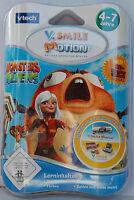 V-tech Vtech Smile 3D Spiel - Disney Monsters Alliens - Neu & OVP 4-7 Jahre 3D