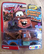 Disney PIXAR Cars ORIGINAL MATER on RADIATOR SPRINGS CLASSIC diecast TOYS R US