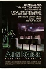 ALIEN NATION -1988- orig rolled 27x41 Movie Poster - JAMES CAAN, MANDY PATINKIN