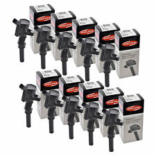 Set of 10 Delphi Ignition Coil GN10164 For Ford Lincoln Mercury 1997-2016