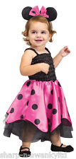 Baby Toddler Girls Minnie Mouse Animal Halloween Fancy Dress Costume Outfit