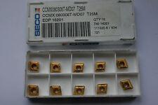 SECO carburo di inserimento-CCMX 080308t-md07 (t25m)