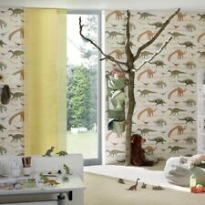 NEW AS CREATION DINOSAUR PATTERN JURASSIC RAPTOR CHILDRENS WALLPAPER 936331 ROLL