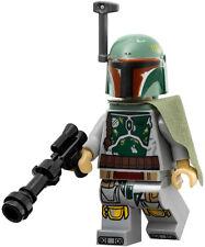NEW LEGO STAR WARS BOBA FETT MINIFIG figure 75174 minifigure desert skiff escape