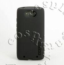 Incipio DualPro Dual Layer Motorola Droid Turbo Hard Snap Cover Case (Black) New