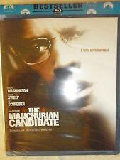 THE MANCHURIAN CANDIDATE-FILM IN BLU-RAY NUOVO-SPEDIZIONE € 4,90 FINO A 20 FILM