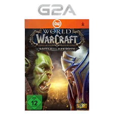 World of Warcraft Battle for Azeroth Key [PC] Blizzard Battle.net Code WoW DE/EU