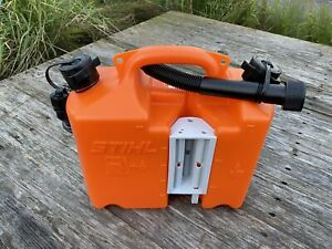 """STIHL COMBI CAN ORANGE WITH OIL AND FUEL SPOUTS MULTI LISTING """"SELECT FROM MENU"""""""