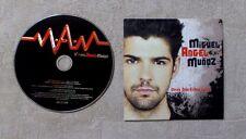 """CD AUDIO MUSIQUE/ MIGUEL ANGEL MUNOZ """"DIRAS QUE ESTOY LOCO"""" CDS 2006 CARDSLEEVE"""