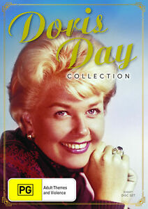 Doris Day Collection (DVD, 8-Disc Set) NEW