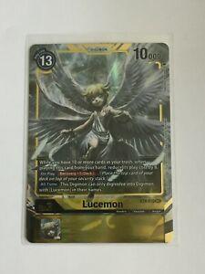 Lucemon (Alternative Art) - Secret - BT4-115 - Digimon Card Game
