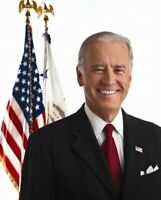 Portrait of Vice President Joe Biden in White House Office 2009 New 8x10 Photo