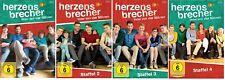 Herzensbrecher Vater von vier Söhnen Staffel 1-4 (1+2+3+4) DVD Set NEU OVP