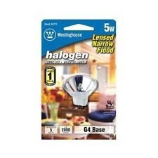 Westinghouse Mr11 Halogen Lamp 5 W Gu4 Base 1-3/8 In. 2900 K Carded