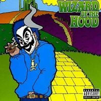 Violent J- Wizard Of The Hood CD Insane Clown Posse Twiztid ICP