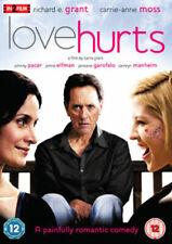 ROMANTIC COMEDY = LOVE HURTS = CARRIE-ANNE MOSS RICHARD E GRANT =VGC CERT 12