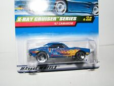 1999 Hot Wheels 1:64 1967 Camaro #947 X-Ray Cruiser Series #3 of 4 Die Cast Car