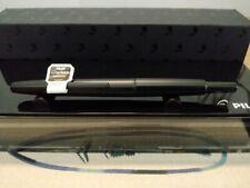 Pilot Namiki Capless Matt Black (Stealth) Fountain Pen 14K F nib - Discontinued