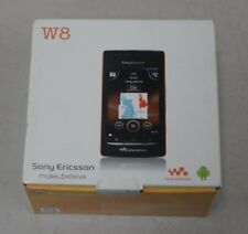 Sony Ericsson W8 Walkman E16i Mobile Phone