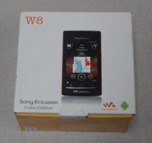 Sony Ericsson W8 Walkman E16i Mobile Phone