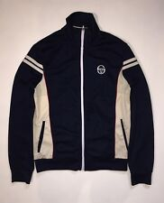 VINTAGE 1980S TRACK TOP SERGIO TACCHINI MADE IN ITALY SIZE M