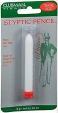 CLUBMAN Styptic Pencils STOPS BLEEDING FAST Non Stinging ( 1 stick )