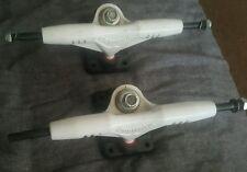 NOS Gullwing Sidewinder Skateboard Trucks WHITE