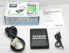 Yatour USB MP3 AUX SD CD Adaptador para TOYOTA Camry Cruiser RAV4 LEXUS 5+7pin