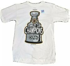 Boston Bruins Reebok Men's 2011 Stanley Cup Champions T-Shirt NEW Small