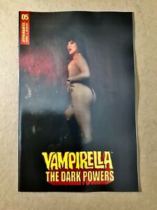 Vampirella: The Dark Powers #5 Cover H Hollon Cosplay Dynamite 2021
