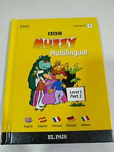 Muzzy BBC Interactive Level I Part 1 2005 - DVD Libro Region 2