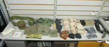 Large Lot Misc. Military Equipment - Tripwire, Ammo Pouches, Watch Bands & More!
