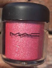 RED PINK METALLIC SHIMMER EYE SHADOW LOOSE PIGMENT POWDER GLIMMER 7.5G 26OZ MAC