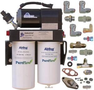 AirDog FPII-200 4G CAT 3406E C13 C15 C16 Medium Heavy Duty Diesel Fuel Lift Pump