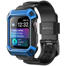 Strong Protective Band Case For Apple Watch Series 4 Shockproof Blue 40mm