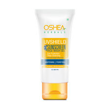 Oshea Herbals UVShield Sunscreen Deep Cleansing Purifying Face Wash Gel 120g