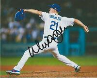 Walker Buehler Autographed Signed 8x10 Photo ( Dodgers ) REPRINT