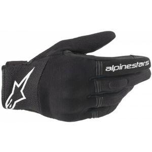 Alpinestars Stella Copper Ladies Motorcycle Glove Black/White Size X-Small