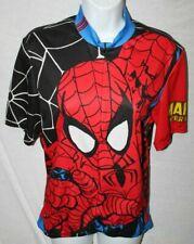Pearl Izumi Bicycling Jersey Marvel Superheros Comics Spiderman Spider-man Med