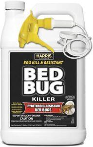 Harris Bed Bug Killer Extended Black Gallon