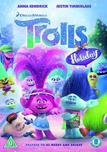 Trolls: Holiday [DVD][Region 2]