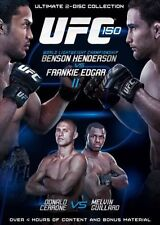 UFC 150 - Ultimate 2 Disc Collection brand new - free post!