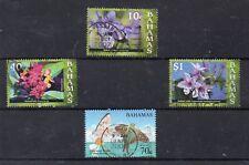 Bahamas Flores Mariposas Valores del año 2000-8 (DN-659)