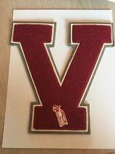 Vintage 1970's Vineland High School New Jersey Varsity Large Golf Patch Rare NJ