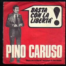 BASTA CON LA LIBERTA' # PINO CARUSO - VOGLIAMO ANDARE AVANTI # DUO DI PIADENA