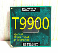 Intel Core 2 Duo T9900 (SLGEE) 3.06GHz / 6M / 1066 MHz / Notebook processor