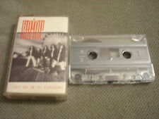 RARE PROMO Baton Rouge CASSETTE TAPE Lights Out On the Playground BLUE MURDER 91