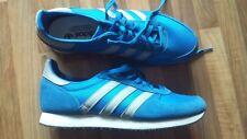 adidas ZX racer Herren Sport Schuhe Sneaker blau Gr. 42 neuwertig